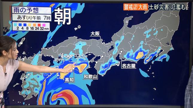 森川夕貴 サンデーステーション 報道ステーション 8