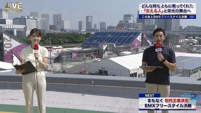 佐藤梨那 東京2020オリンピック 10