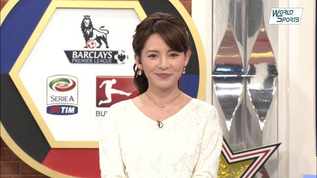 深津瑠美 ワールドスポーツSOCCER 03