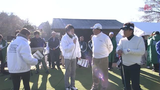 本間智恵 題名のない音楽会 ANNニュース ゴルフ 05