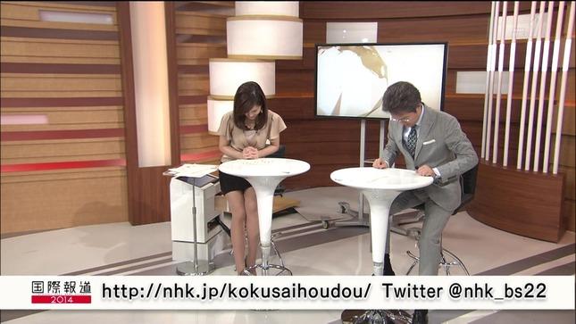 黒木奈々 国際報道2014 19