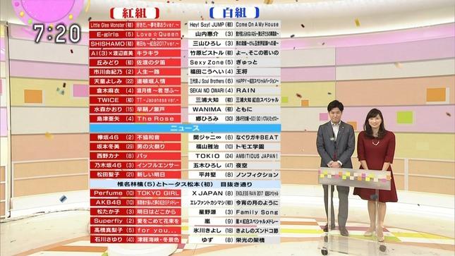 小郷知子 おはよう日本 第68回NHK紅白歌合戦 3