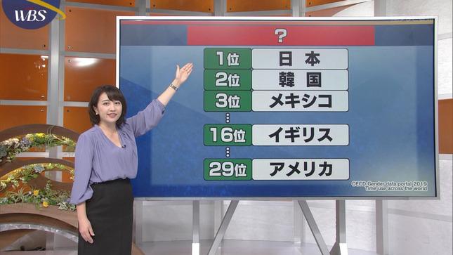 相内優香 ワールドビジネスサテライト 1