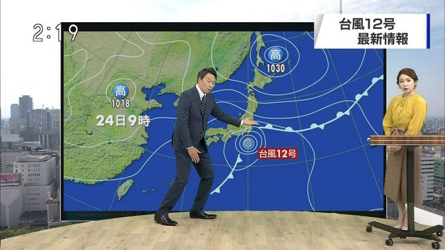 橋詰彩季 列島ニュース おはよう東海 6