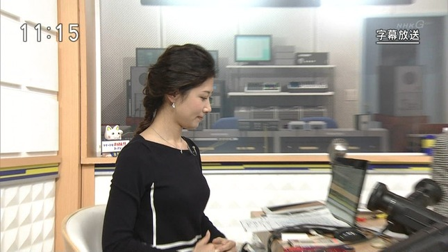 桑子真帆 ニュースチェック11 大成安代 13