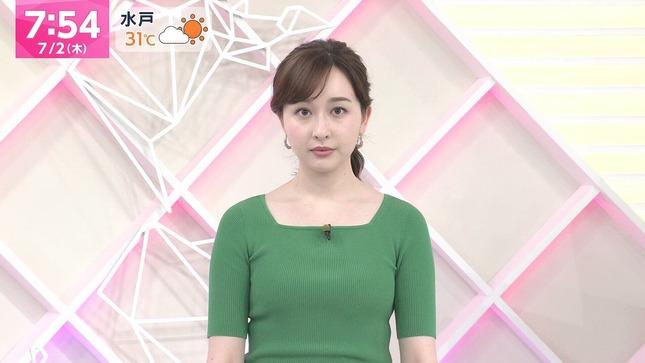 宇賀神メグ ひるおび! あさチャン! TBSニュース 4