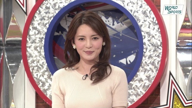 深津瑠美 ワールドスポーツMLB 6