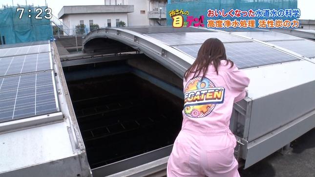 佐藤真知子 所さんの目がテン! 12