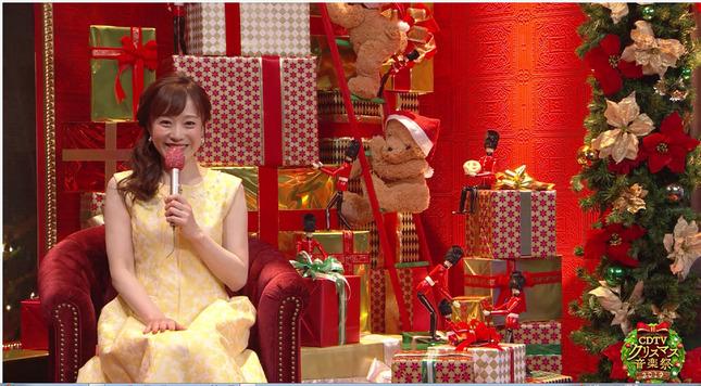 江藤愛 CDTVスペシャル!クリスマス音楽祭2019 9