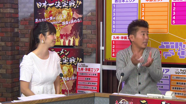 塩地美澄 ラーメン日本一決定戦 予選通過発表 1