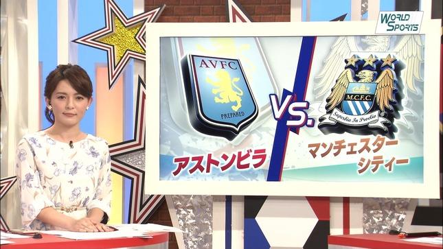 深津瑠美 ワールドスポーツSOCCER 09