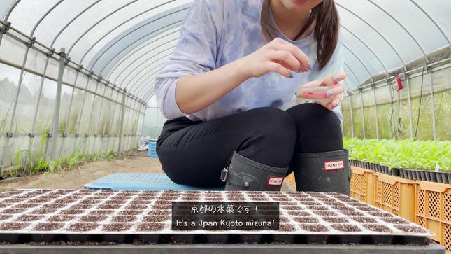 トラウデン直美農業チャンネル 2