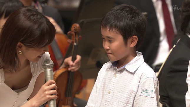 加藤綾子 クラシック音楽館 N響ほっとコンサート2