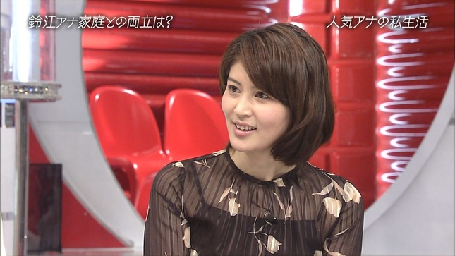 尾崎里紗 おしゃれイズム日テレ人気女子アナSP 3