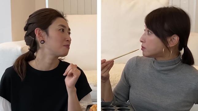 望月理恵 official YouTube 15