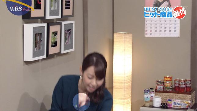 須黒清華 ワールドビジネスサテライト 片渕茜 12