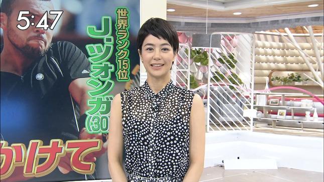 宇垣美里 あさチャン! 佐藤渚 夏目三久 07