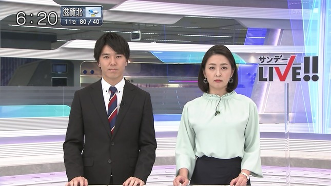 矢島悠子 スーパーJチャンネル サンデーLIVE!! 2