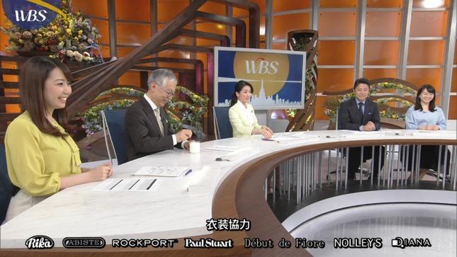 大江麻理子 須黒清華 ワールドビジネスサテライト 15