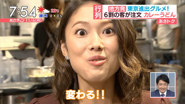 小林由未子 Nスタ あさチャン! 7