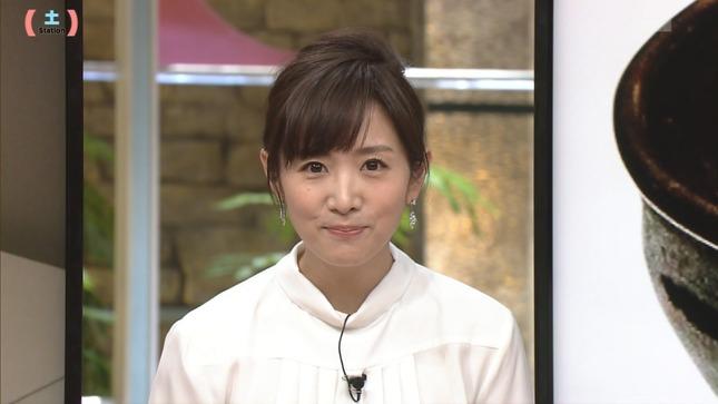 紀真耶 高島彩 サタデー・サンデーステーション 10