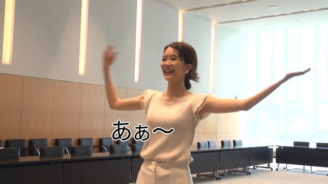 下村彩里 斎藤ちはる 女子アナダンス部 5