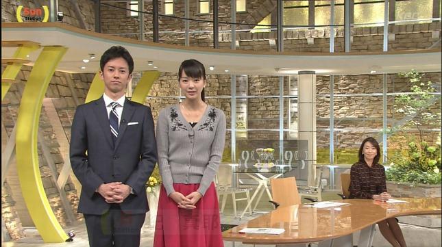 紀真耶 高島彩 サタデー・サンデーステーション 12