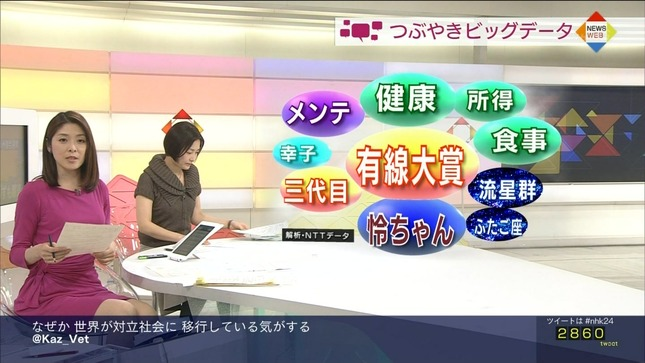 鎌倉千秋 Nスペ未解決事件 NEWSWEB 11