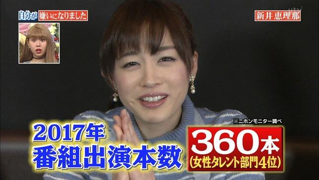 新井恵理那 所さんお届けモノです! ニュースキャスター 8