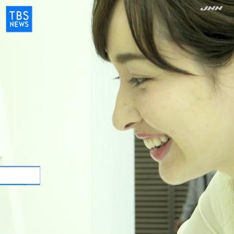 宇賀神メグ TBS NEWS 16