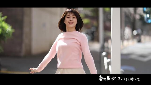 テレ朝 田中萌アナが本気でフル尺踊ってみた 5