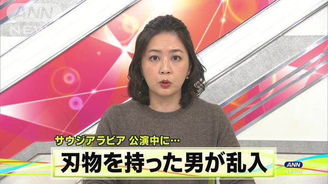 矢島悠子 サンデーLIVE!! ANNnews 8