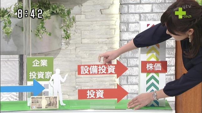 増井渚 ウェークアップ!ぷらす 6