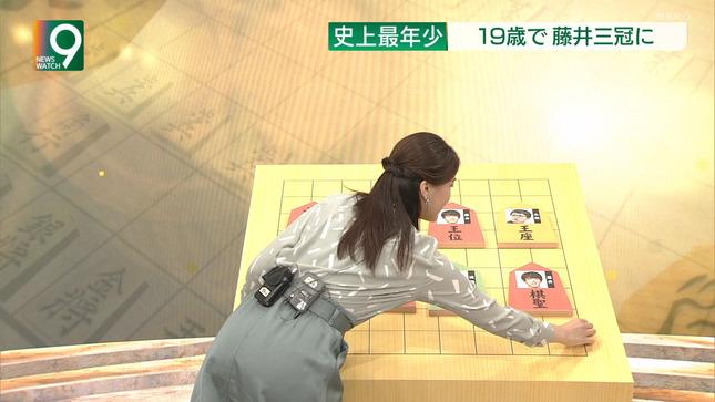 豊島実季 ニュースウオッチ9 3