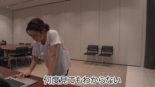 田中萌アナ10日間の記録 女子アナダンス部 3