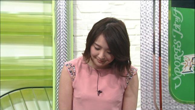 白石小百合 追跡LIVE!SPORTSウォッチャー 5