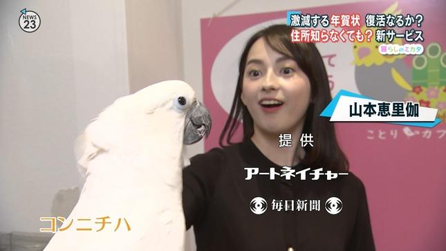 山本恵里伽 News23 1