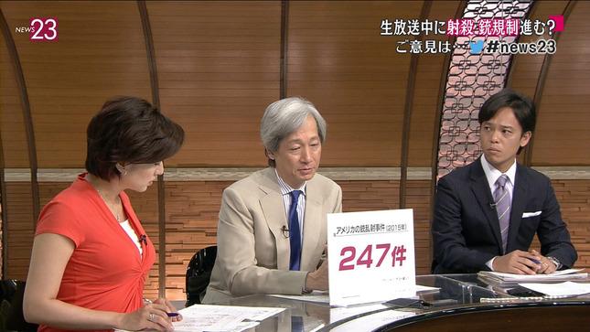 膳場貴子 News23 04
