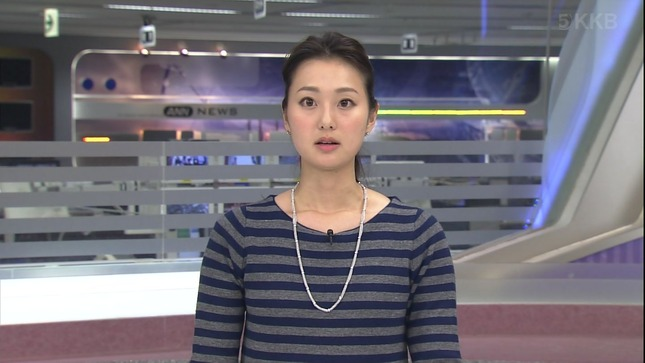 本間智恵 ANNニュース 04