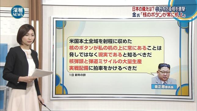畑下由佳 深層NEWS 9