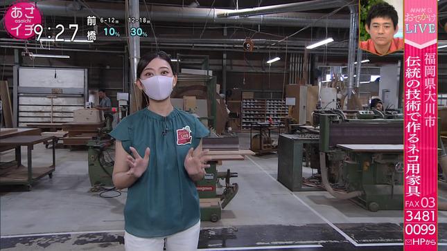 庭木櫻子 あさイチ 5