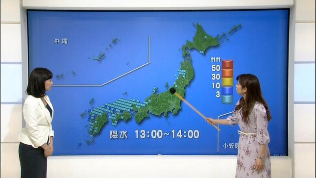 小郷知子 寺川奈津美 NHKニュース7 11