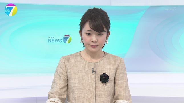 橋本奈穂子 NHKニュース7 24