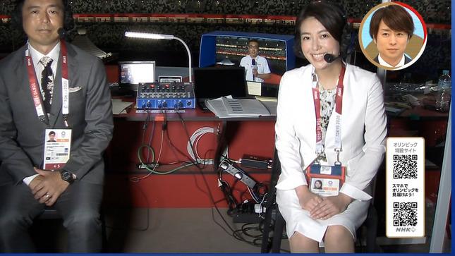 和久田麻由子 東京2020オリンピック開会式 6