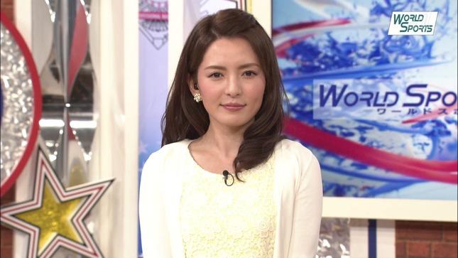 深津瑠美 ワールドスポーツMLB 14