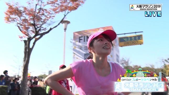 清水麻椰 大阪マラソン2019 11