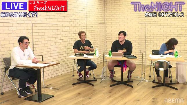 柴田紗帆 DDTの木曜 The NIGHT 14