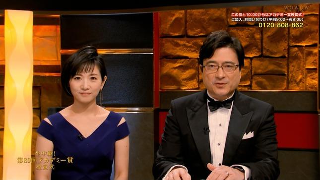 高島彩 第89回 アカデミー賞授賞式 2