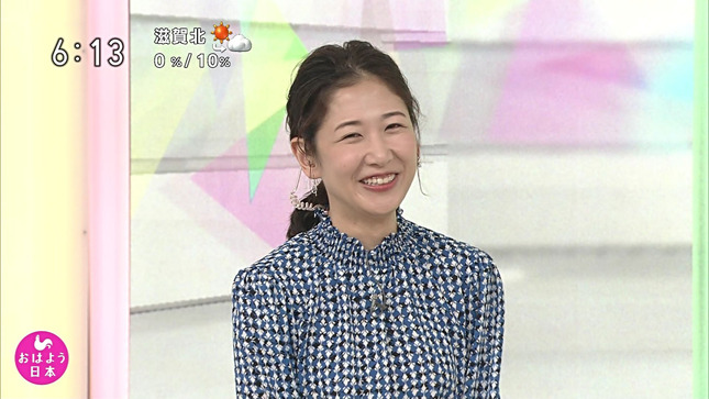 桑子真帆 おはよう日本 3