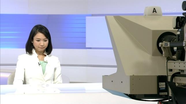 守本奈実 NHKニュース7 01
